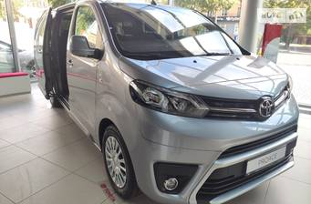 Toyota Proace Verso 2.0 D-4D 6AT (177 л.с.) L2 2021