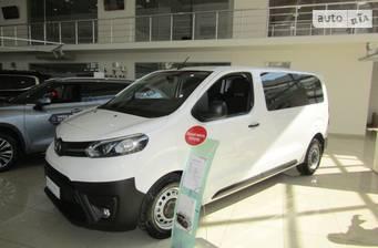 Toyota Proace Verso 2.0 D-4D 6MT (150 л.с.) L1 2021