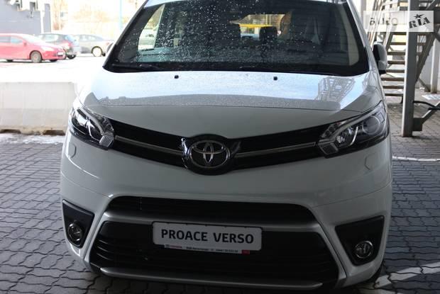 Toyota Proace Verso Combi