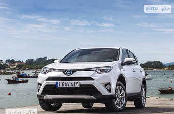 Toyota Rav 4 New 2.2D АT (150 л.с.) 4WD Style 2017