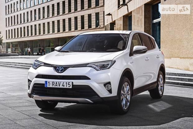 Toyota Rav 4 Dynamic