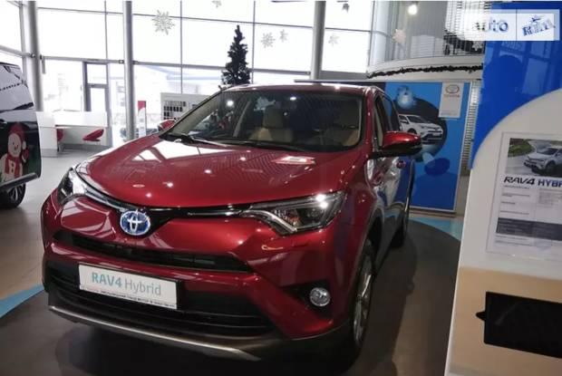 Toyota Rav 4 Passion