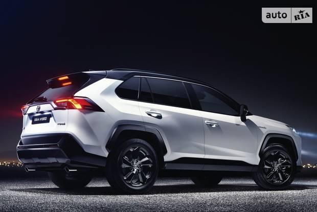 Toyota Rav 4 Style