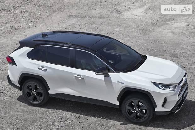 Toyota Rav 4 Active