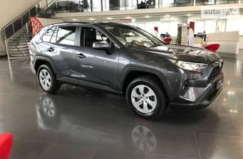 Toyota RAV4 2.0 Dual VVT-i MT (173 л.с.) 2020