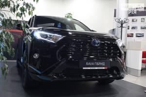 Toyota RAV4 Black Edition