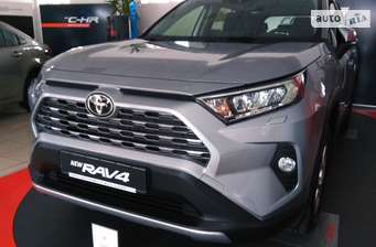 Toyota RAV4 2020 в Полтава
