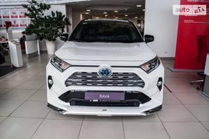 Toyota RAV4 2.5 Hybrid e-CVT (222 л.с.) AWD-i Style 2020