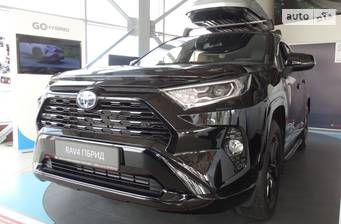 Toyota RAV4 2020 Black Edition