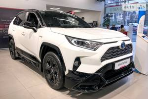 Toyota RAV4 Style+