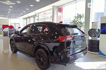 Toyota RAV4 2021 Black Edition