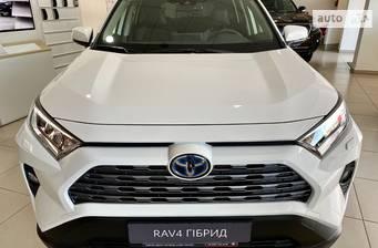 Toyota RAV4 2021 Lounge