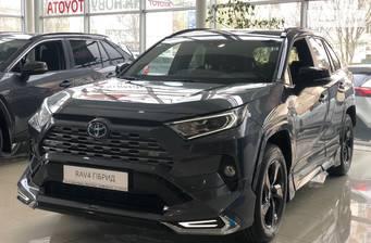 Toyota RAV4 2021 Style