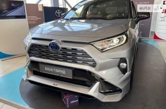 Toyota RAV4 2.5 Hybrid e-CVT (218 л.с.) 2021