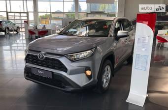 Toyota RAV4 2.0 Dual VVT-i CVT (173 л.с.) 2021