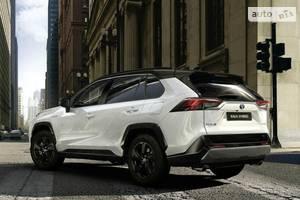 Toyota RAV4 2.5 Hybrid e-CVT (222 л.с.) AWD-i Premium 2019