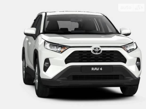 Toyota RAV4 Live