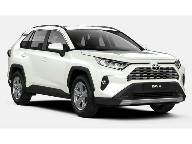 Toyota RAV4 Active