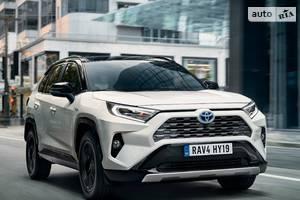 Toyota RAV4 2.5 Hybrid e-CVT (222 л.с.) AWD-i Style 2019