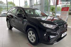 Toyota RAV4 2.0 Dual VVT-i CVT (173 л.с.) Active 2019