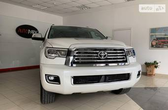 Toyota Sequoia FL 5.7 AT (381 л.с.) 2020