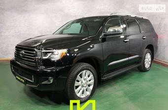 Toyota Sequoia 5.7 AT (381 л.с.) 2021