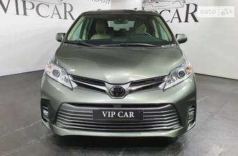Toyota Sienna 2021 Limited Edition