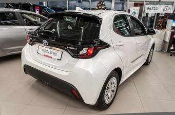 Toyota Yaris 2020 Active
