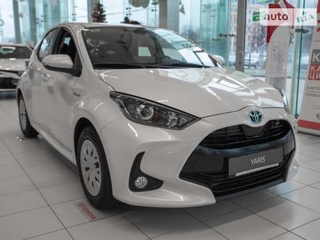 Toyota Yaris 2020