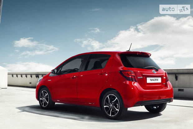 Toyota Yaris City