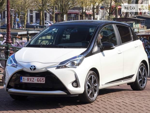 Toyota Yaris Y20