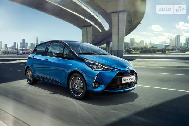 Toyota Yaris City