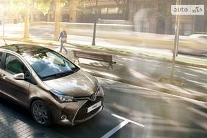 Toyota Yaris 1.0 VVT-i MT (69 л.с.) City 2019