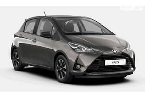 Toyota Yaris 1.5 Dual VVT-iE  CVT (111 л.с.) Style  2019