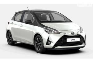Toyota Yaris 1.5 Dual VVT-iE  CVT (111 л.с.) Y20 2019
