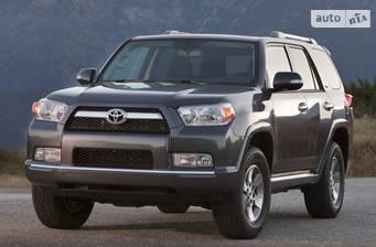 Toyota 4Runner 4.0 AT (270 л.с.) AWD 2018
