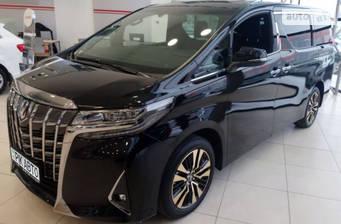 Toyota Alphard 3.5i AT (300 л.с.) Lounge 2018