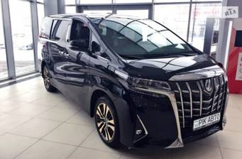 Toyota Alphard 3.5i AT (300 л.с.) Lounge 2019