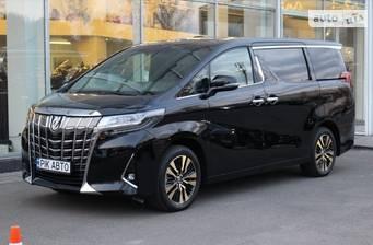 Toyota Alphard 3.5i AT (300 л.с.) Lounge 2021