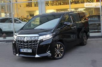 Toyota Alphard 2021 Executive
