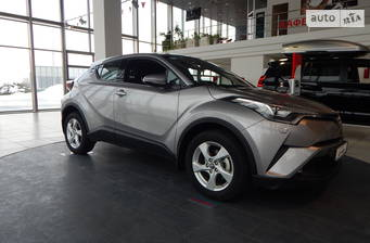 Toyota C-HR 2.0 AT (148 л.с.) AWD 2018