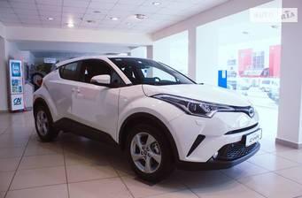Toyota C-HR 1.2 CVT (116 л.с.) 2019
