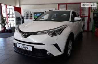 Toyota C-HR 2.0 AT (148 л.с.) 2018