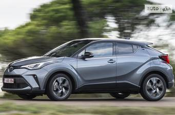 Toyota C-HR 2020 Premium Launch Edition