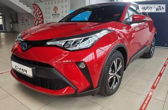 Toyota C-HR 1.8 Hybrid e-CVT (122 л.с.) 2019