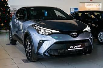 Toyota C-HR 1.2 D-4T Multidrive S (116 л.с.) 2019
