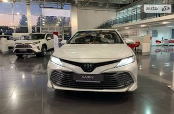 Toyota Camry 3.5 VVT-iW AT (305 л.с.) 2020