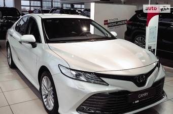 Toyota Camry 3.5 VVT-iW AT (302 л.с.) 2020