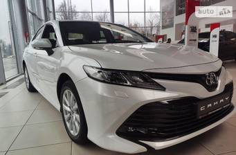 Toyota Camry New 2.5 АТ (181 л.с.) 2019