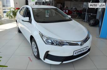 Toyota Corolla New 1.33 MT (99 л.с.) 2018